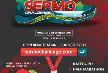 Sermo Challenge III Half Marathon 2017 by Loops x Playon Jogja